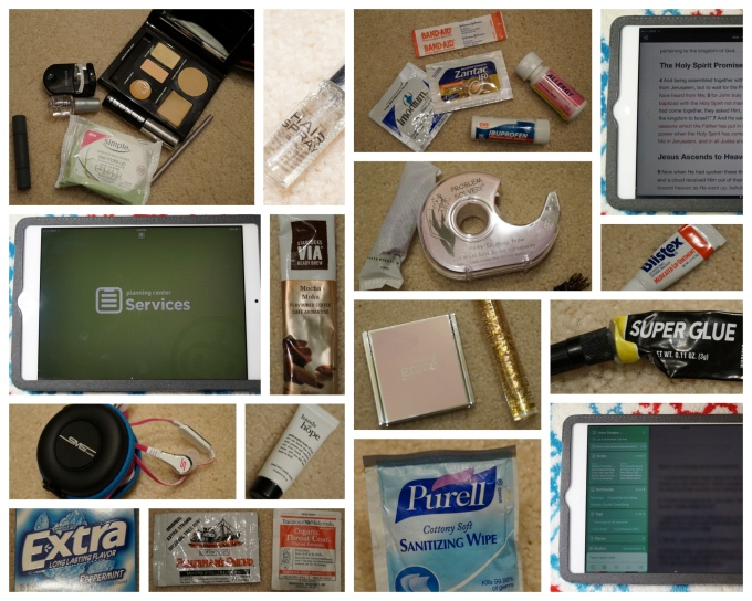 Just For Girls, Just For Fun: A Look Into My Handbag